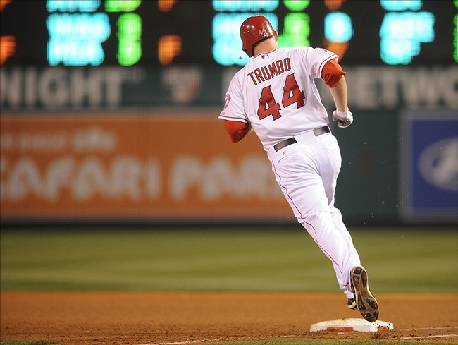 Concerns about Trumbo sustaining his success have been put to rest (Image: Kelvin Kuo-US PRESSWIRE)
