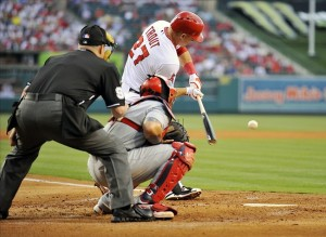 MLB: St. Louis Cardinals at Los Angeles Angels