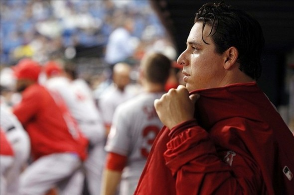 MLB: Los Angeles Angels at Tampa Bay Rays
