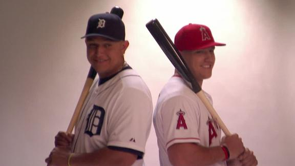 Miggy and Trouty