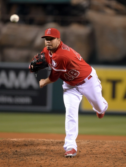 Has jose alvarez made his last pitch for la angels - Jose alvarez ...