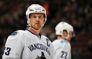 Henrik Sedin has been the Canucks' best player this season. Mandatory Credit: Gary A. Vasquez-USA TODAY Sports