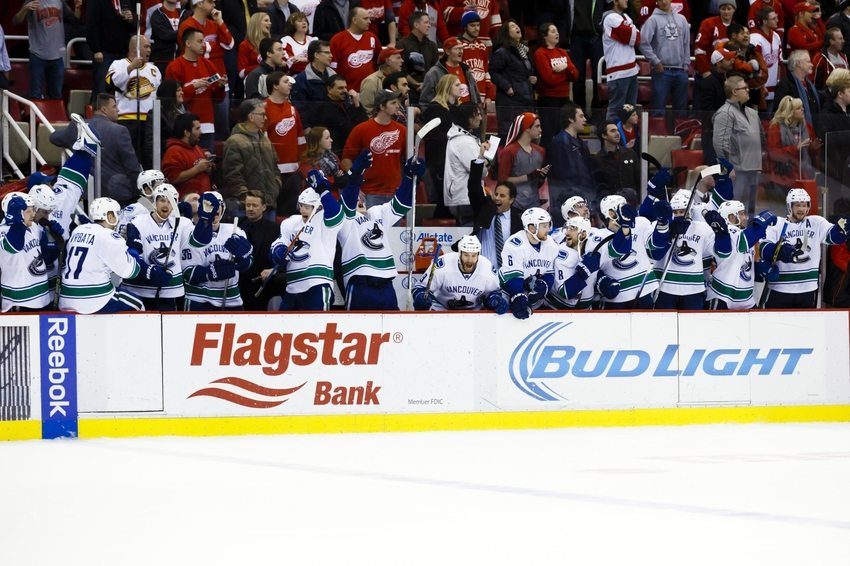 Nhl-vancouver-canucks-detroit-red-wings