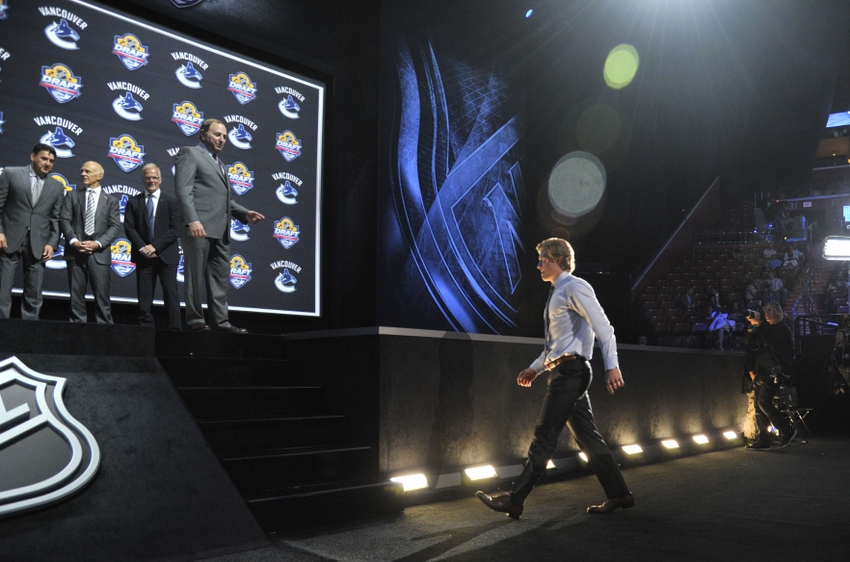 vancouver canucks roundtable draft time
