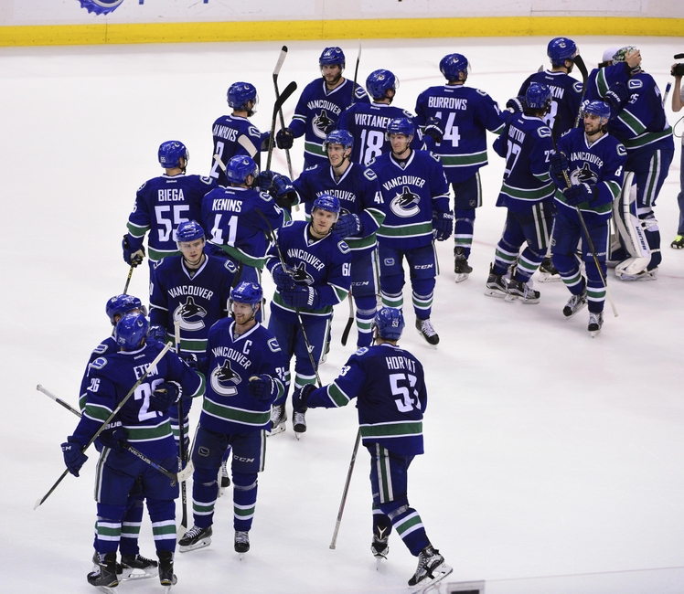 Motivational Quotes For Sports Teams: Vancouver Canucks Cut Pre-Season Roster By 6