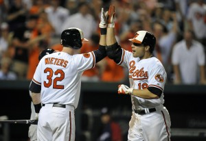 MLB: Washington Nationals at Baltimore Orioles