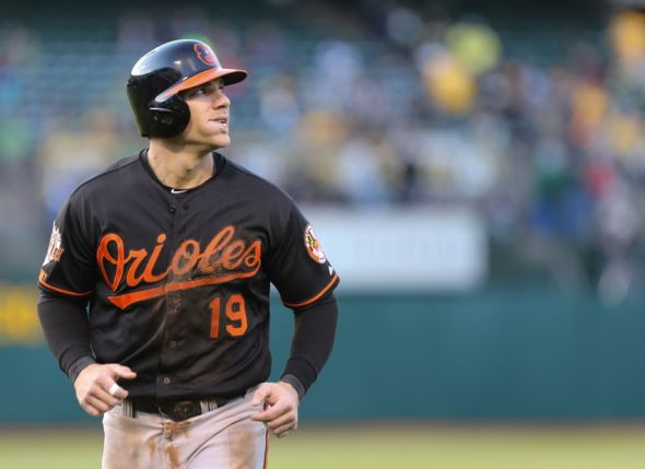 Chris davis suspension sorry