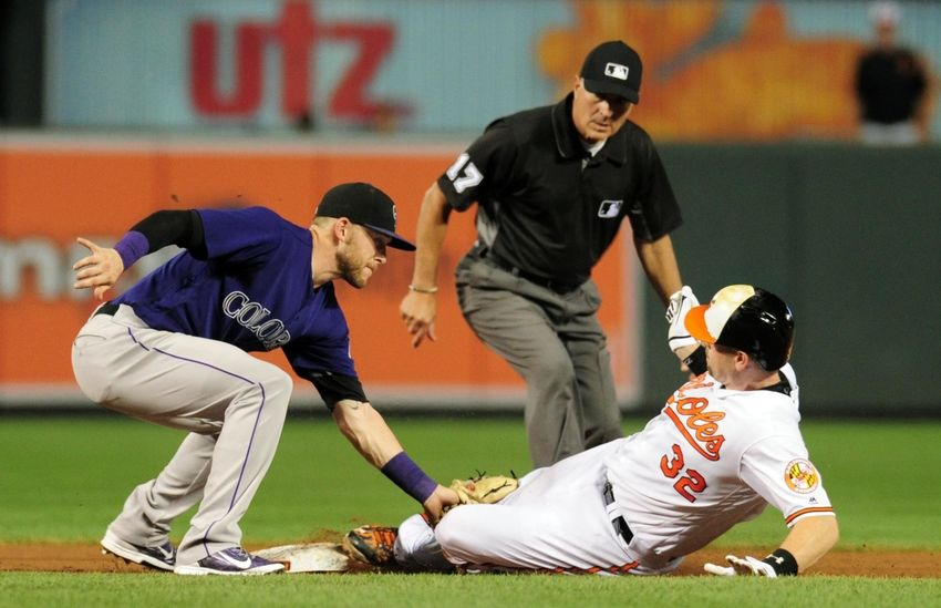 Trevor-story-matt-wieters-mlb-colorado-rockies-baltimore-orioles-850x549