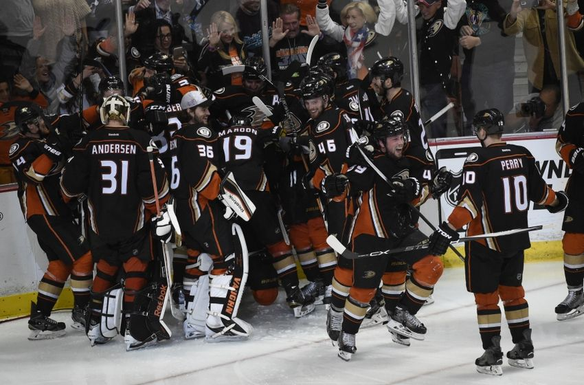 Anaheim Ducks to Appear on NBC Sports Four Times in 15-16