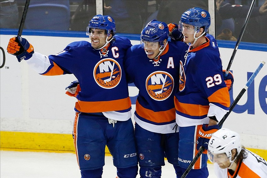 New York Rangers Vs Islanders