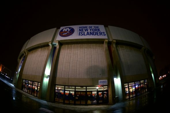 Home of the New York Islanders