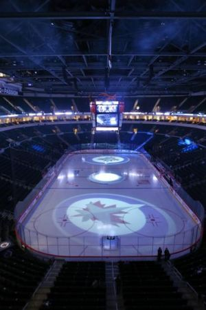 MTS Centre - Home of the Winnipeg Jets