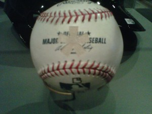 Bonds home run ball