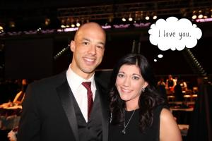 Manny Malhotra allowing me to have a fan freak out.