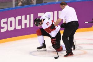 Olympics: Ice Hockey-Men