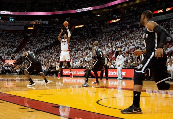 Nba playoffs 2014 miami heat need to make final 2 minutes irrelevant