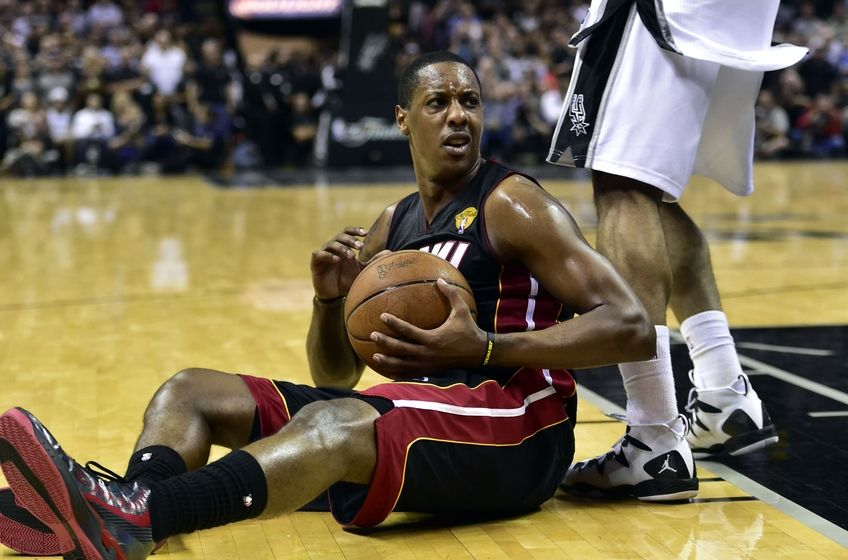 mario chalmers wants to return to miami heat