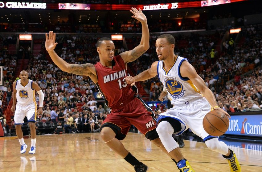 Heat Vs. Warriors: Curry Makes It Hot In Miami