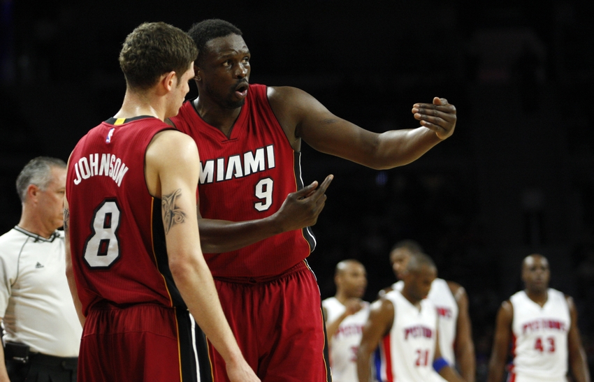 Tyler-johnson-luol-deng-nba-miami-heat-detroit-pistons