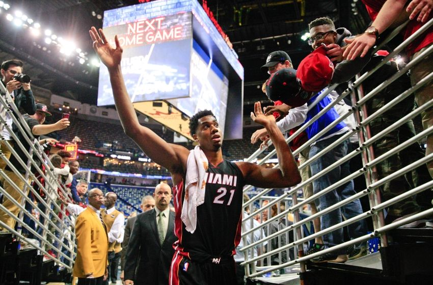 Hassan Whiteside deserves Defensive Player of the Year