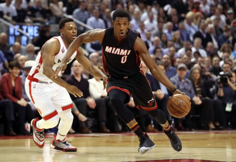 Josh-richardson-kyle-lowry-nba-playoffs-miami-heat-toronto-raptors-768x527