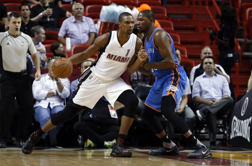 Chris Bosh s most memorable moments with the Miami Heat  aa13b422971f