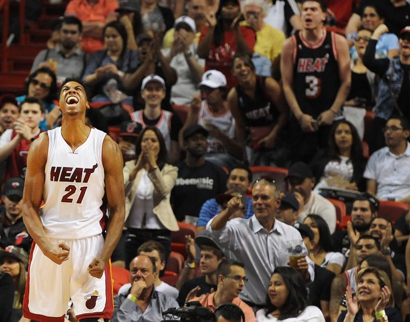 How the Miami Heat can build around Hassan Whiteside   FOX Sports
