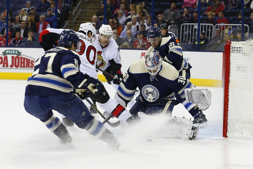 Post Game: Columbus Blue Jackets&39 Injuries Continue Vs. Ottawa