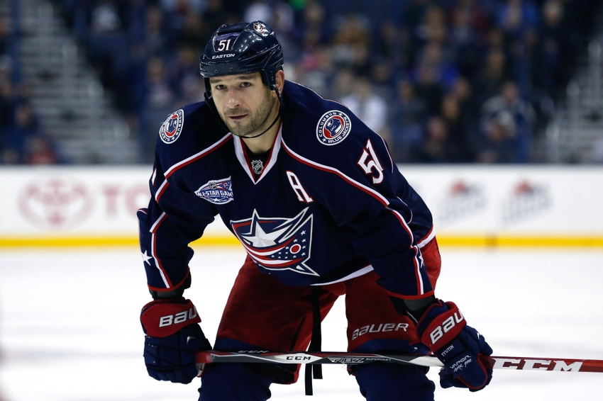 Injuries Continue To Define Columbus Blue Jackets Season