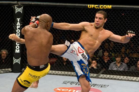 Thales Leites To Return At UFC 163