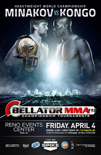 mma fight replay video
