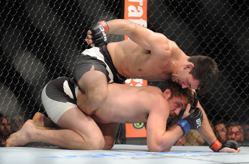 UFC 194 Results: Maia Wins Grapple Match Over Nelson