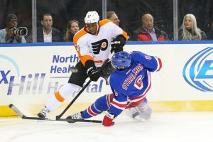 Stanley Cup Matchup - Philadelphia Flyers vs New York Rangers