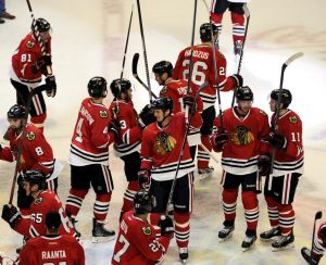 Defending Stanley Cup Champions The Chicago Blackhawks