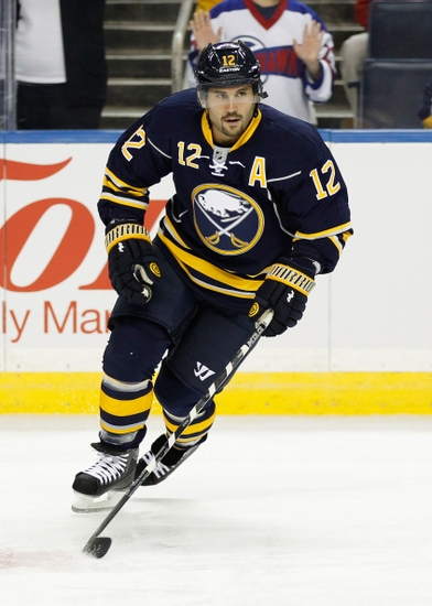 Captain Brian Gionta wants to stay with Sabres   Buffalo