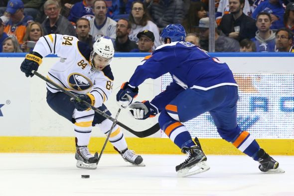 Buffalo Sabres Re-Sign Phil Varone - Sabre Noise - Sabre Noise