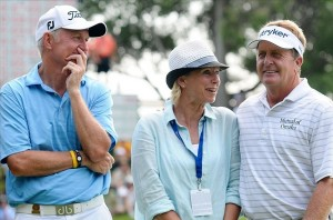 Golf: U.S. Senior Open-Final Round