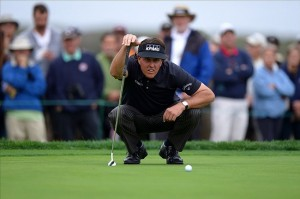 PGA: Farmers Insurance Open-First Round
