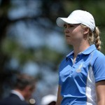 Charley Hull of England, Hoping for LET Rookie of the Year. Mandatory Credit: Ron Chenoy-USA TODAY Sports