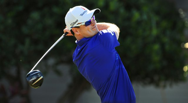 Zach Johnson wins in Hawaii.
