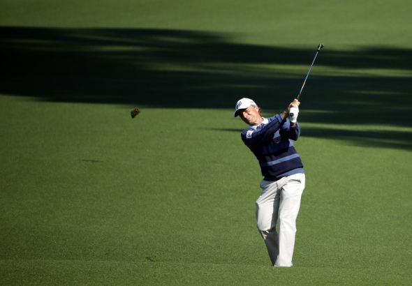 2014 senior british open  bernhard langer leads by 8