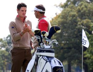 PGA: Ryder Cup-Practice Round