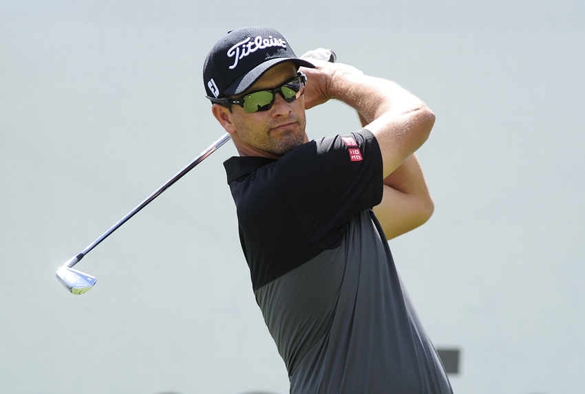 Three-way tie for lead emerges following first round at CIMB Classic