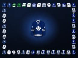 Leafs Jersey History
