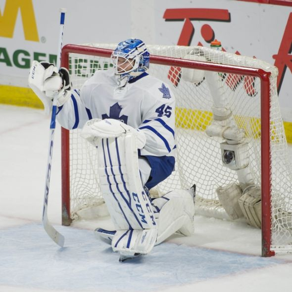 Toronto Maple Leafs News: Bernier Contract Situation - Editor In Leaf - Editor In Leaf