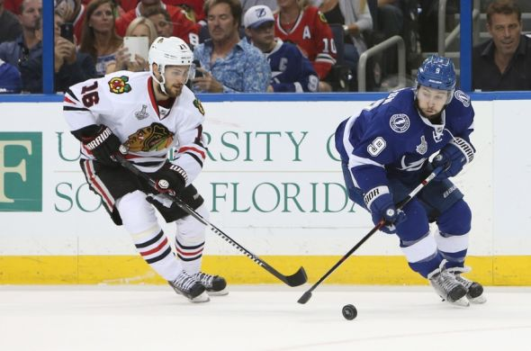 Toronto Maple Leafs Should Target Marcus Kruger - Editor In Leaf