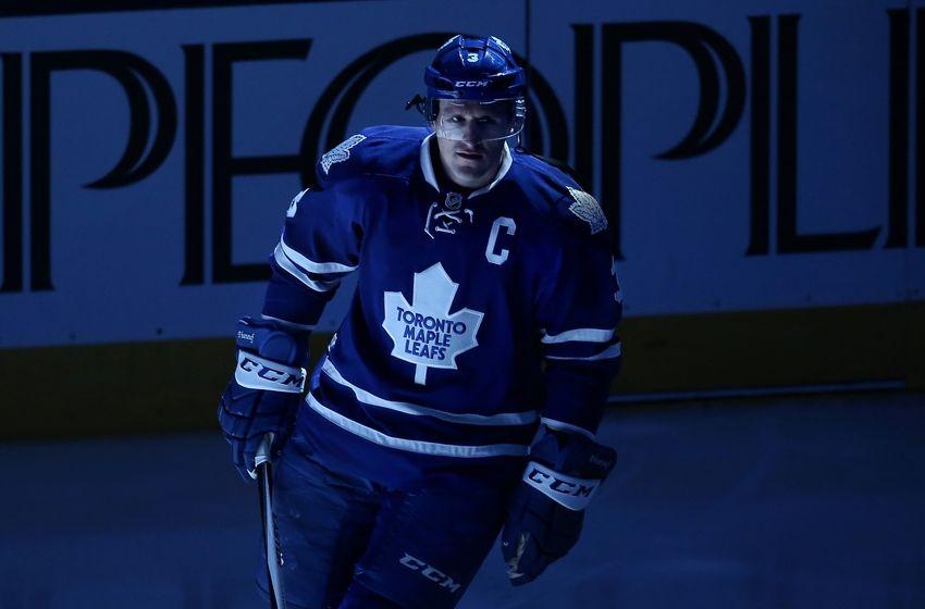National Hockey League reviews apparent throat-slashing gesture made by Nazem Kadri