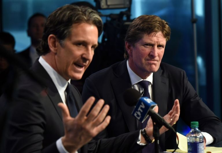 Brendan-shanahan-mike-babcock-nhl-toronto-maple-leafs-press-conference-768x529