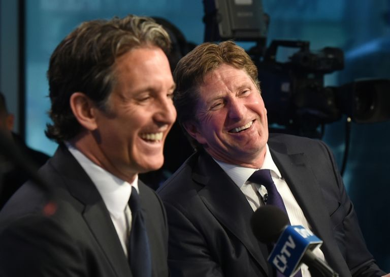 Brendan-shanahan-mike-babcock-nhl-toronto-maple-leafs-press-conference-768x545