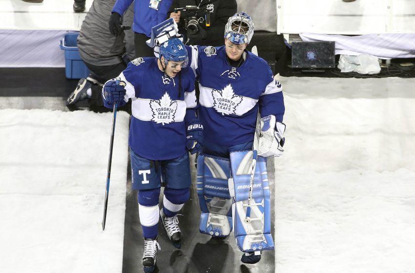 Toronto Maple Leafs Three Takeaways From Centennial Classic Win Fox Sports